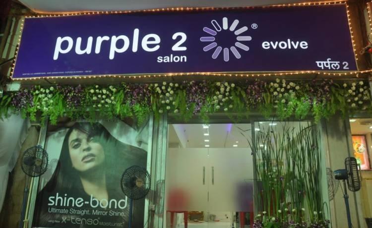 Purple 2 Salon & Spa