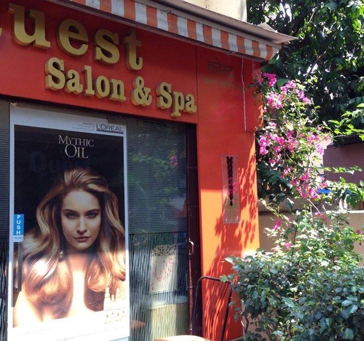 Quest Salon & Spa