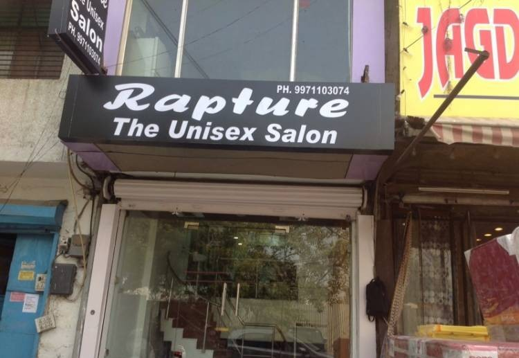 Rapture The Unisex Salon
