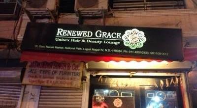 Renewed Grace