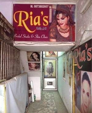 Rias Bridal Studio Skin Clinic