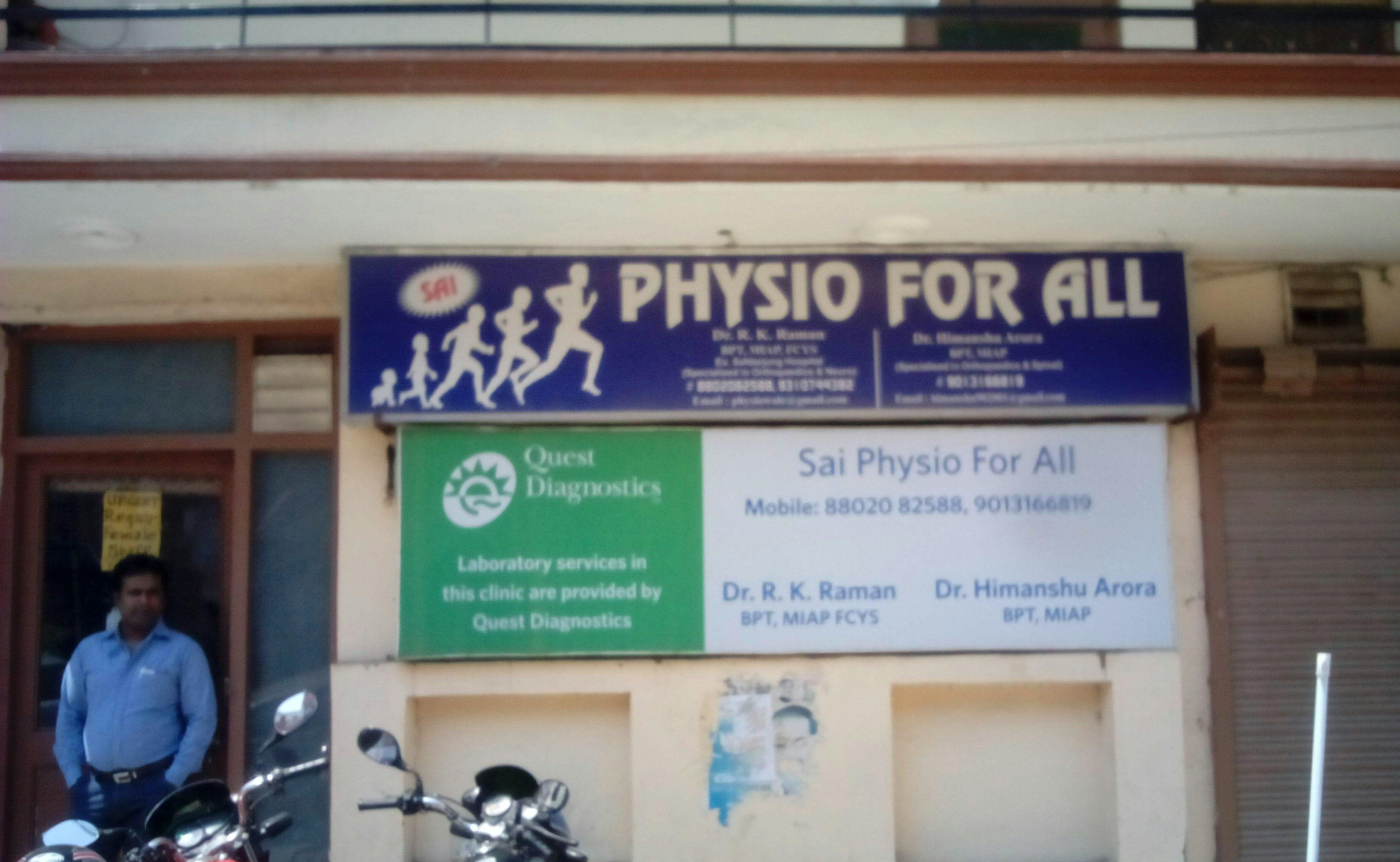 Sai Physio For All