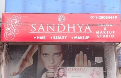 Sandhya Salon & Make Up Studio