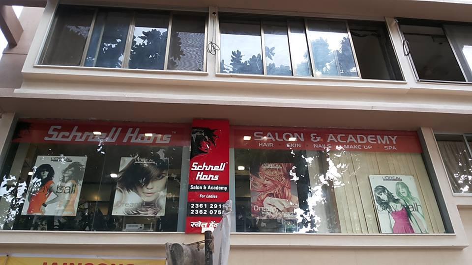Schnell Hans Salons Spa & Academy