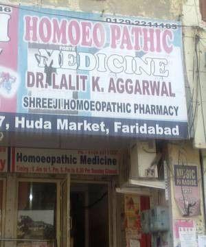 Shree JI Homoeopathic Pharmacy