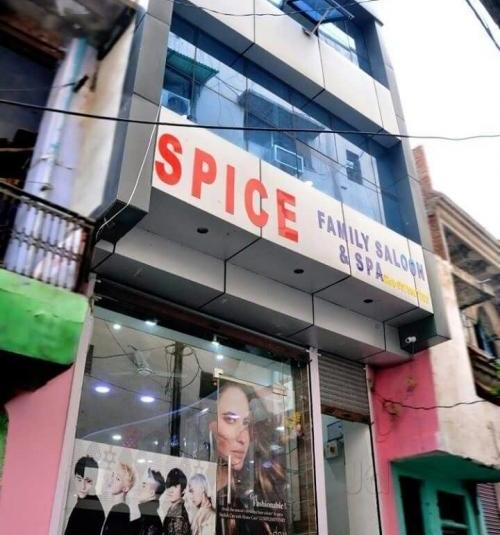 Spice Family Salon