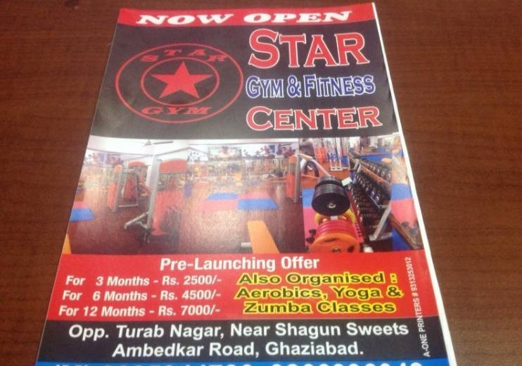 Star Gym and Fitness Centre