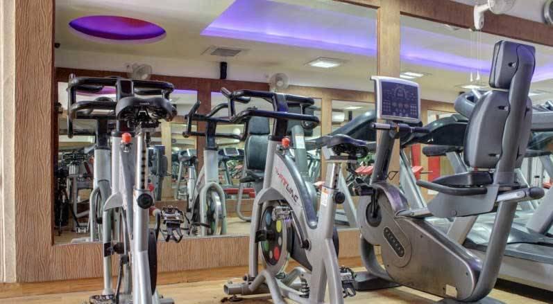 Steel Gym & Spa