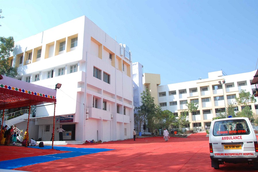 Sterling Multispeciality Hospital & Research Centre