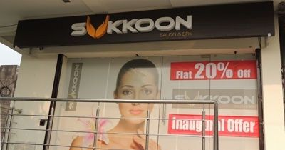 Sukkoon Salon & Spa