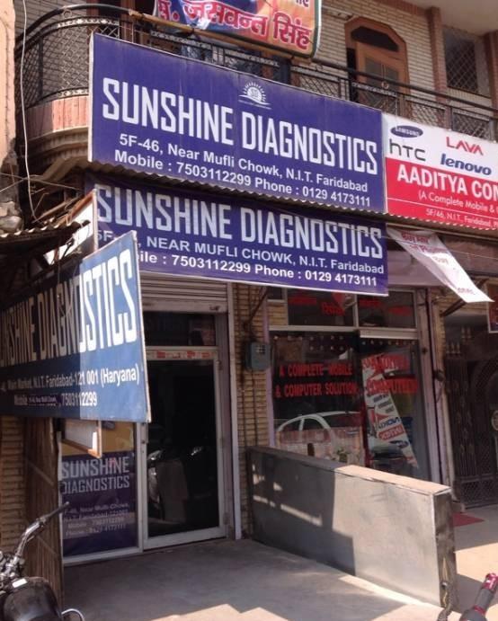 Sunshine Diagnostics