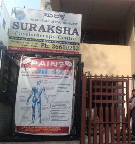 Suraksha Physiotherapy Center
