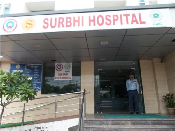 Surbhi Hospital