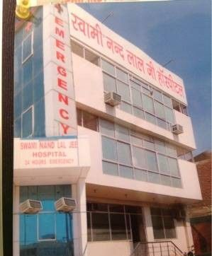 Swami Nand Lal Jee Hospital & Trauma Centre