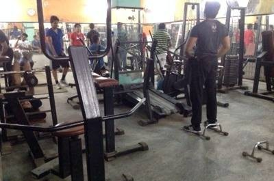 The Iron Pumpers Gym
