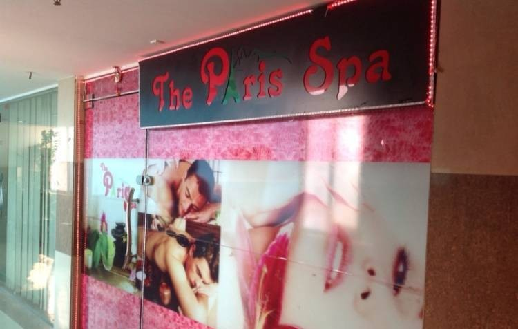 The Paris Spa