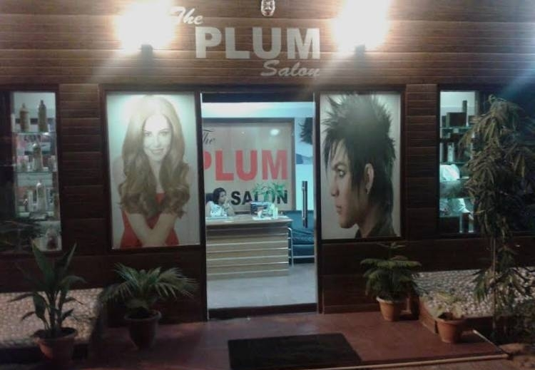 The Plum Salon