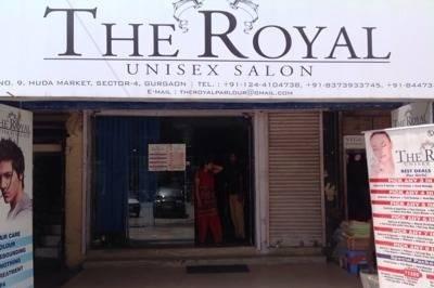 The Royal Unisex Salon