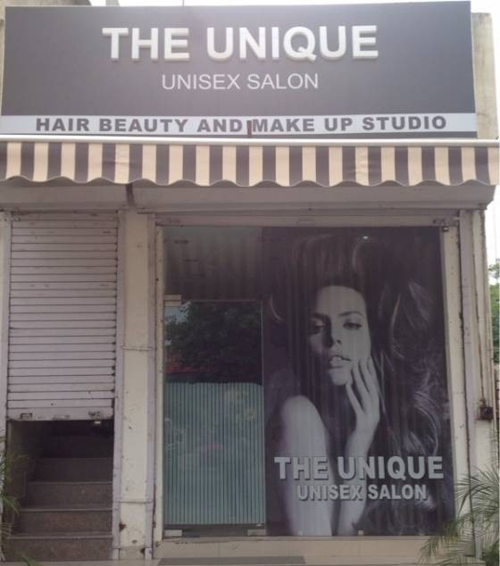 The Unique Unisex Salon