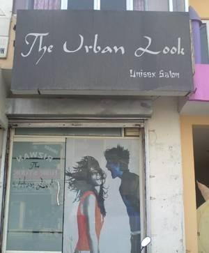 The Urban Look Unisex Salon