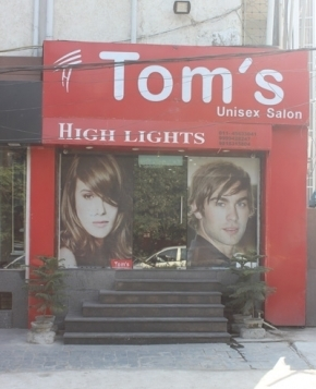 Toms Unisex Salon