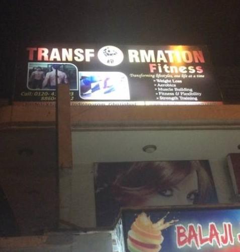 Transformation Fitness