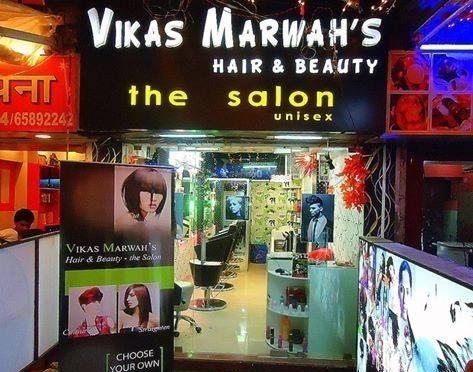 Vikas Marwahs Salon