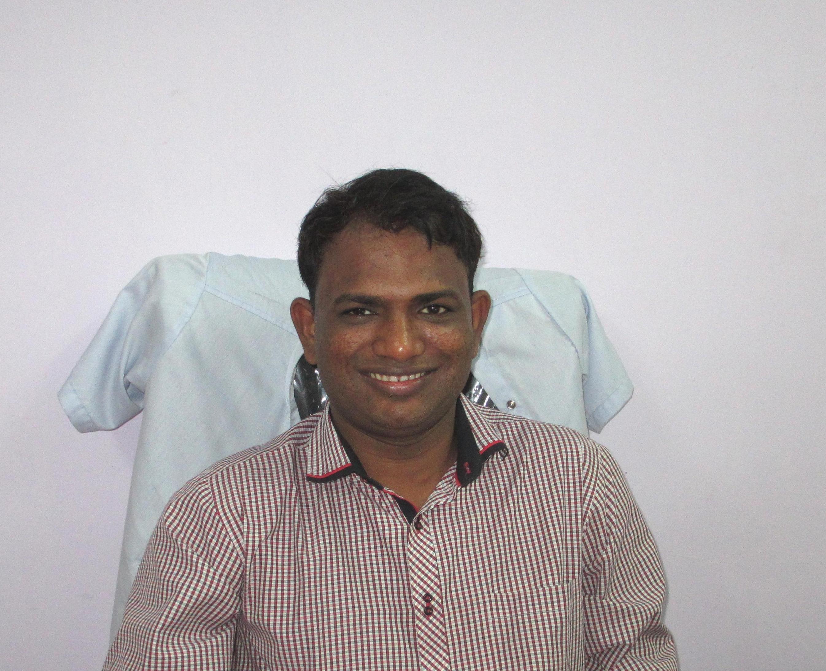 Vinod Kudupudi