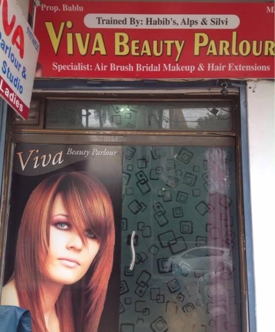 Viva Beauty Parlour & Hair Skin Studio