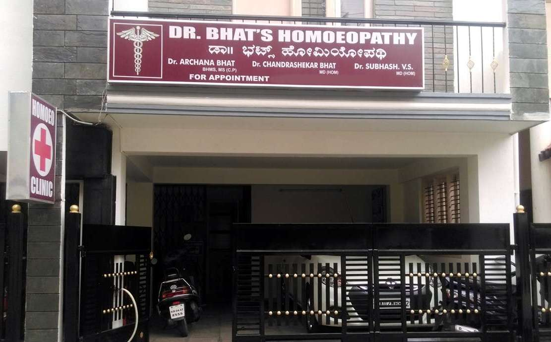 Dr. Bhat's Homoeopathy