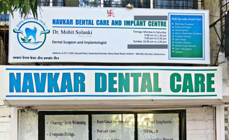 Navkar Dental Care and Implant Centre