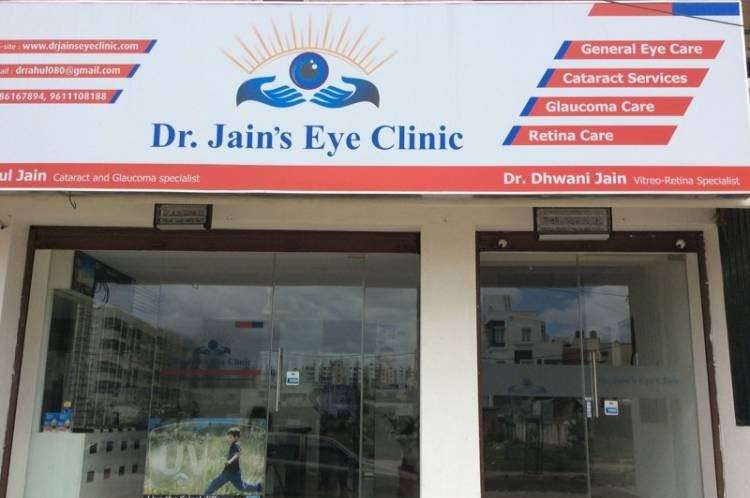 Dr. Jain's Eye Clinic