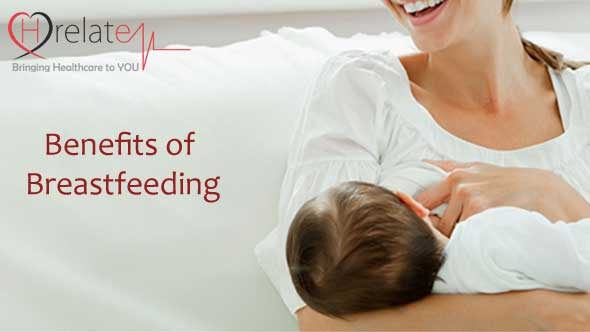 Benefits of Breastfeeding for Mums and Babies