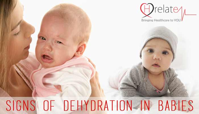 Identifying The Signs of Dehydration in Babies