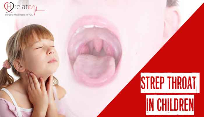Symptoms and Causes of Strep Throat in Children